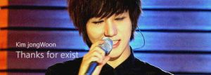 yesung thanks for exist by SujuSaranghae