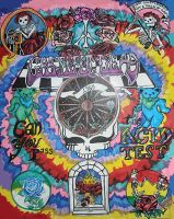 Grateful Dead Tribute by jessicaallmighty