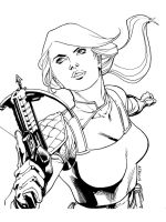 Scarlett by Robert Atkins by Def-Force