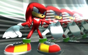 All-Star Knuckles by NIBROCrock