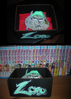 My Pet Rock, Zoro by zoro4me3