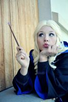 HP: Luna Lovegood by Aigue-Marine