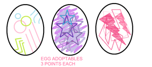 Egg adoptables by HerpAdopts