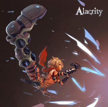 Alacrity Fly Attack by JetEffects