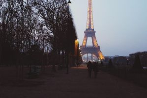 Take Me To Paris. by trepas