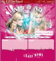 Lay Aly and AJ v.01 by andzia89