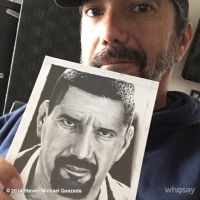 Steve Quezada - BREAKING BAD by Doctor-Pencil