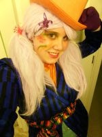 Hatter - Tip My Hat To You by Kaie13