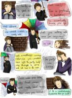 Umbrella Page 2 boyXboy by Lady-Mango