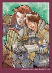 PSC - Alistair and Cousland 10 by aimo