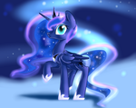Luna by GoldPerry