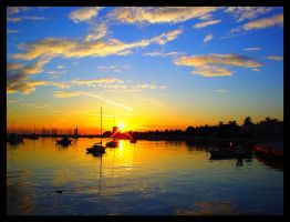 Sunset in Umag 01 by garbo009