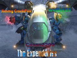 The Expendables by madmick2299
