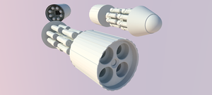 Viper Missile - WIP by Jon-Michael-May