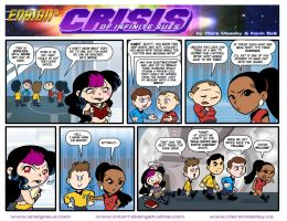 Ensign Cubed Crisis of Infinite Sues 18 by kevinbolk