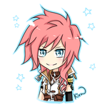 Lightning chibi by kimiinymph