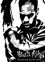 Busta Rhymes by Abt-Nihil
