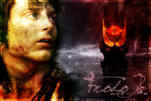 The Lord of the Rings- Frodo by Rainstarlightsky
