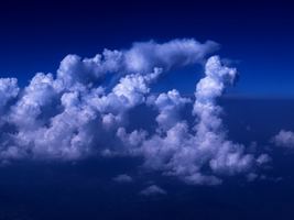 Clouds -1- by IoannisCleary