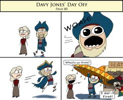 Davy Jones Day Off pg 80 by Swashbookler