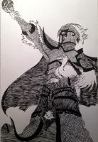 Swain - League Of Legends by Foxe215