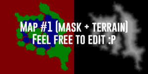 {FH - For sale} Map Terrain + mask by scotis