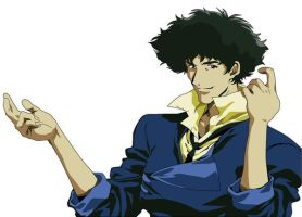 Spike Spiegel by TAoVEZ