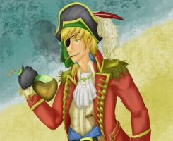 aph - Another bottle of rum by jackzarts