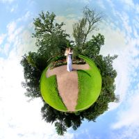 Lil planet by JVasiliev
