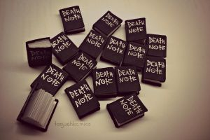 Death Note by tanjii
