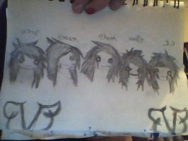 IN THE END! (BVB CHIBI HEADS!) by asymmetrical-wings