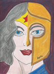 Wonder Woman: Pacifist/Amazon by StormCat16