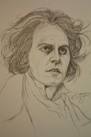 Sweeney Todd sketch by cimmerianwillow
