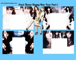 Pack Theme Happy New Year 2014 Part 1 - TaeNy Part by baolinh21