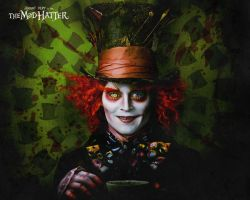 Psychotic as a Hatter by Jackolyn
