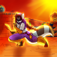 A Thief in Time: Ancient Arabia by Vixcoon