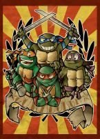 Cowabunga by cool-slayer