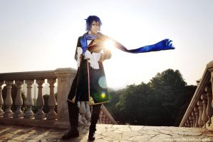 Kaito - The Prince Charming by vaxzone