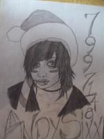 Andy Sixx by MSorrows