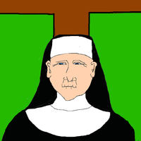 Sister Mary Mercy by katiejo911