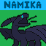 Namika Pixel icon - Gift/Request by iBallisticCat
