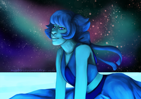 Blue Angel by mysteriousMaiden-MM