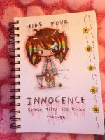Hide your innocence before they see right through. by KIBBLK9
