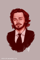 Edgar Wright by Xenia-Cat