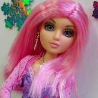 candy pink Tristen by sataikasia