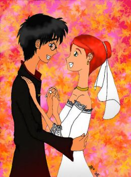 The Potters' Wedding by JoolS-Black
