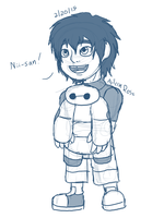 BH6: Wittle Hiro by Aileen-Rose