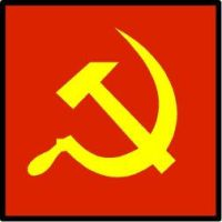 Hammer and Sickle by Kittybriton