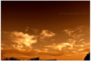 only clouds by Lk-Photography