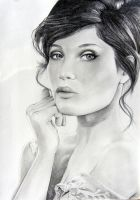 Gemma Arterton by SamsBee